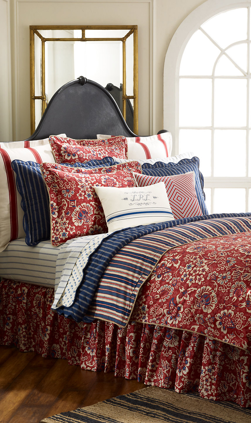 Luxury Bedding on venetian chic decor