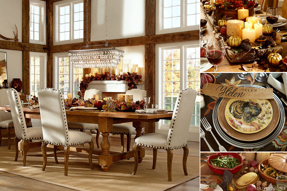Fall home decor buyerselect for Fall decorations for the home