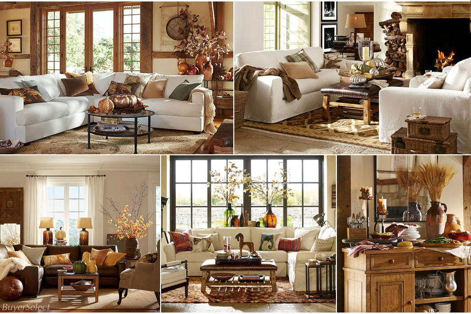 Fall Interior Decorating Ideas