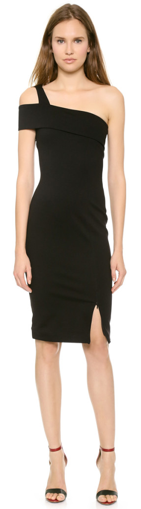 Nicholas Ponte Wrap Dress