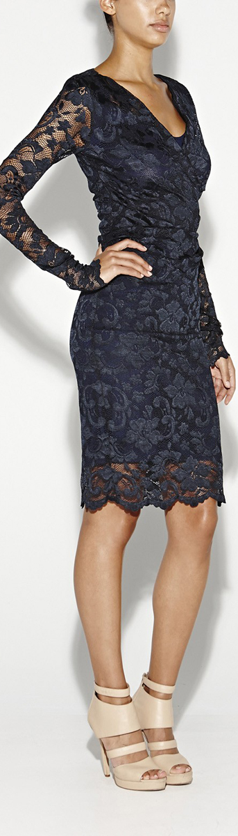 Camille Lace Dress