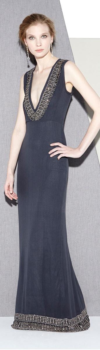 Isabella Embellished Gown