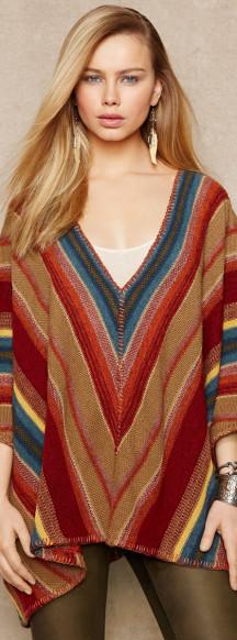 Wool Blend Tunic