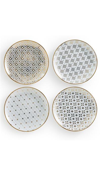 Rosanna Kashmir Plates