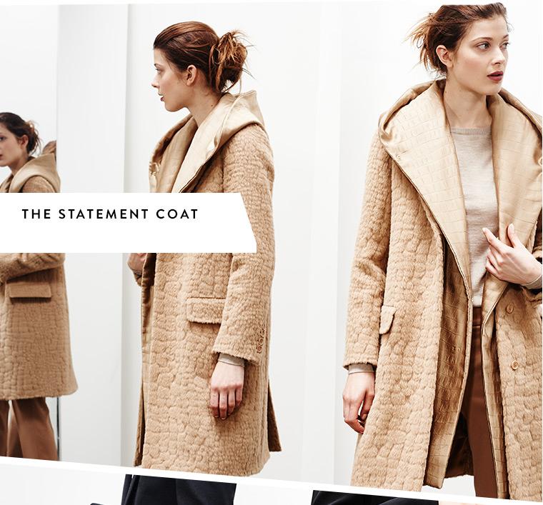 Shop Statement Coats