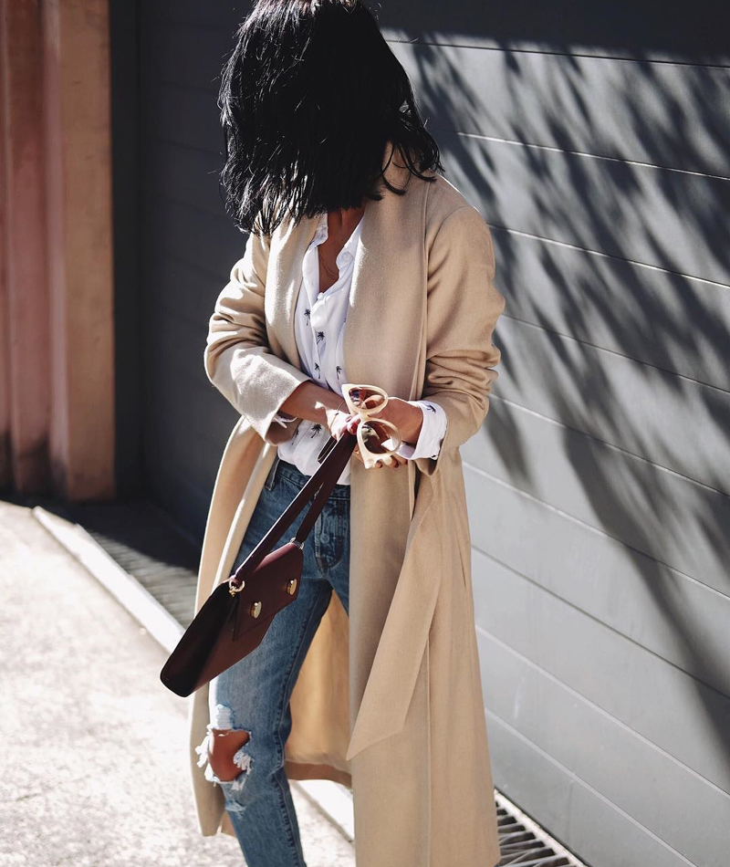 Investing In Street Appeal With Style: Fall Street Style & The Perfect Palette