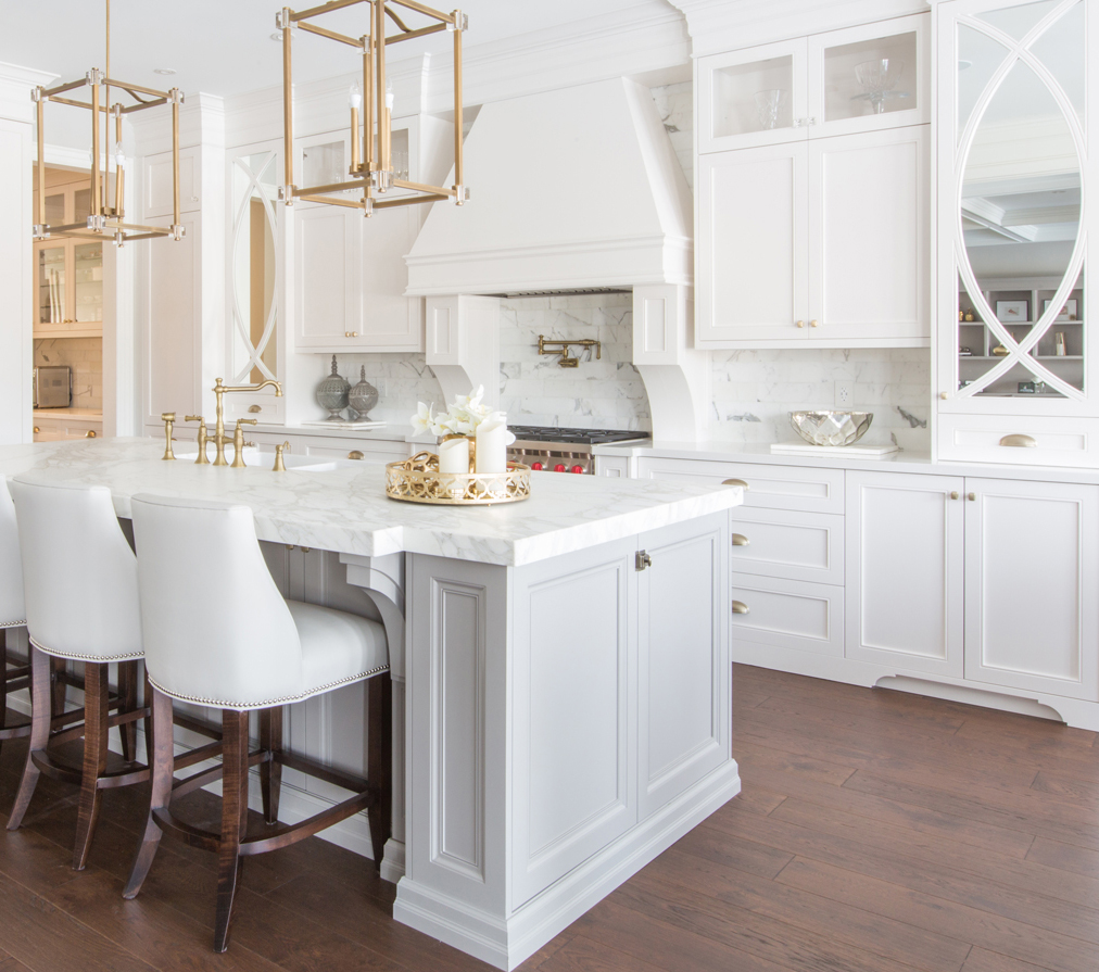 All White Kitchen Buyerselect