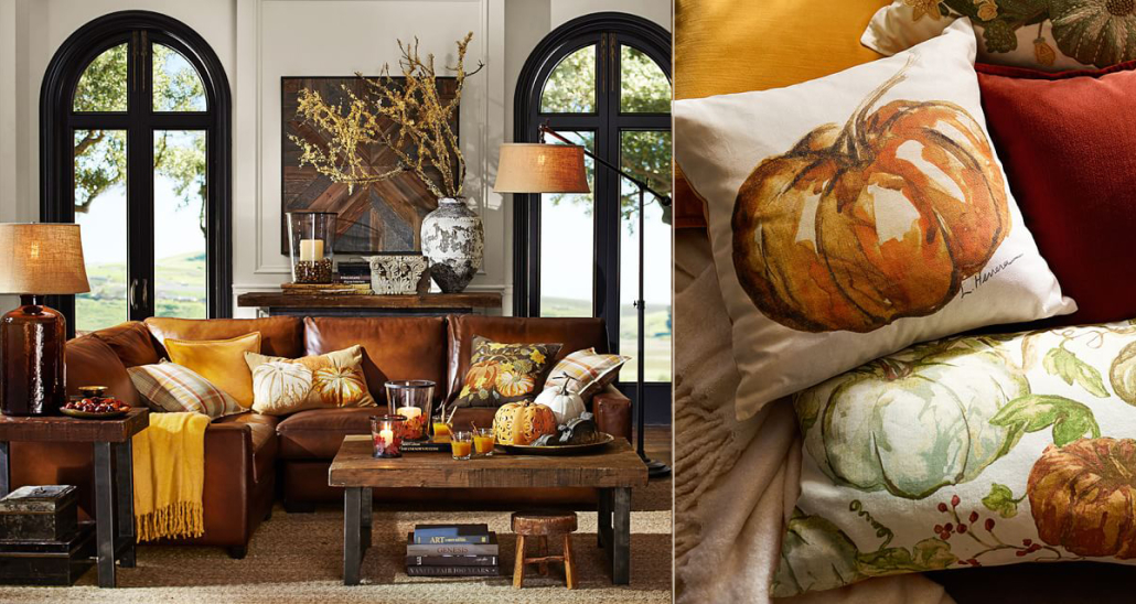 fall living room decorating ideas fall home decor autumn amp fall decorating ideas buyer 21167