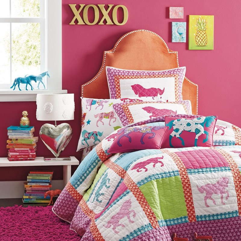 Convey Your Little Girl S Personality Through Her Bedroom: Cowgirl Theme Bedroom